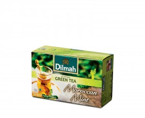 Dilmah Green Tea Moroccan Mint [20x1,5g]