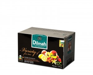 Dilmah Variety of fun teas [20x2g]