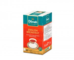 Dilmah English Breakfast [25x2g]