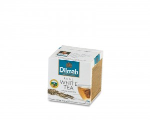 Dilmah Real White Tea Ceylon Silver Tips [10x2g]