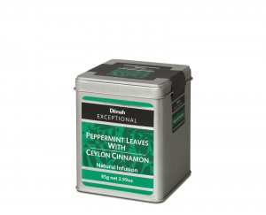 Dilmah Peppermint Leaves with Ceylon Cinnamon [85g]
