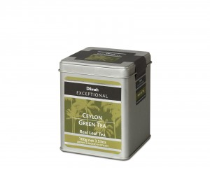 Dilmah Ceylon Green Tea [100g]