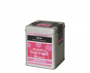 Dilmah Rose with French Vanilla [100g]