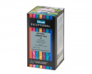 Dilmah Ceylon Green Tea [50x2g]