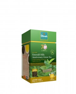 Dilmah Emerald Hills Anniversary Green Tea OP [140g] single estate green tea