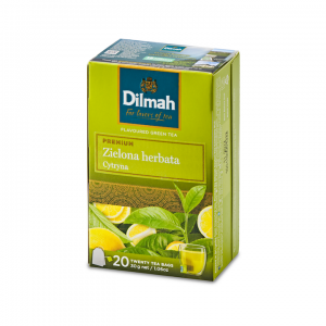 Dilmah Green Tea with Lemon [20x1,5g]