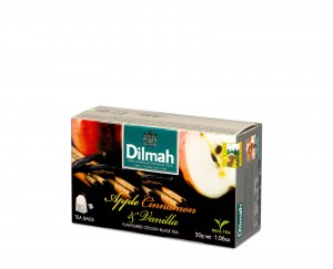 Dilmah Apple, Cinnamon & Vanilla [20x1,5g]